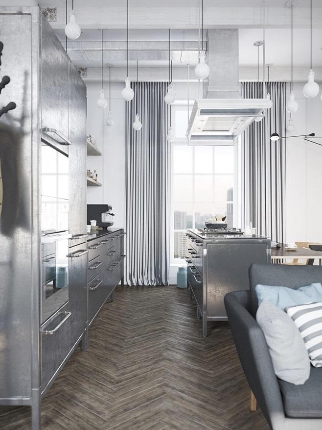 Apartment Scandinavian 10