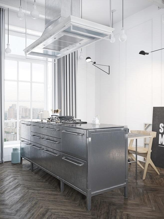Apartment Scandinavian 11