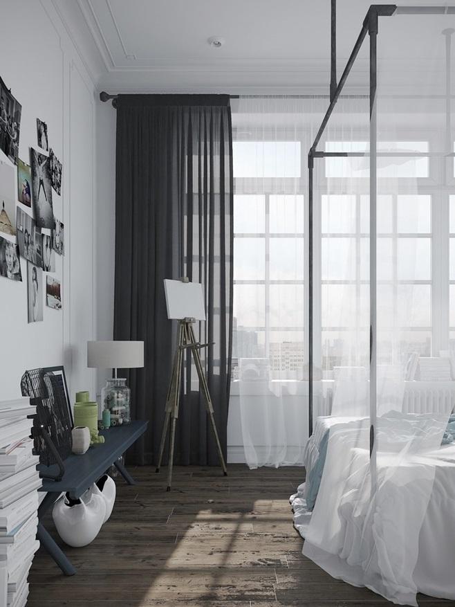 Apartment Scandinavian 14