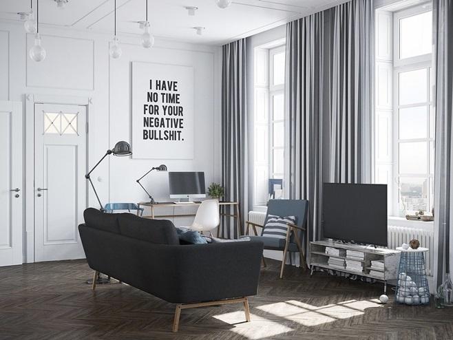 Apartment Scandinavian 2