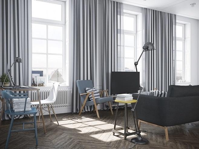 Apartment Scandinavian 4