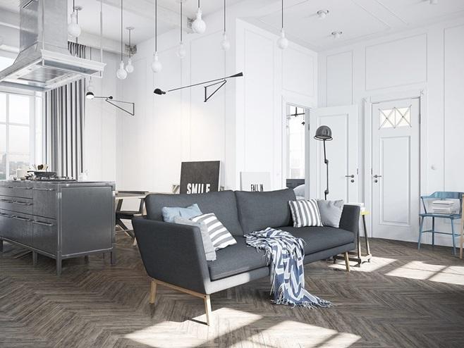 Apartment Scandinavian 6