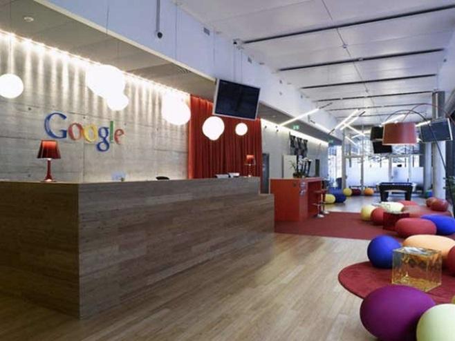 Google Headquarters in Zurich 1