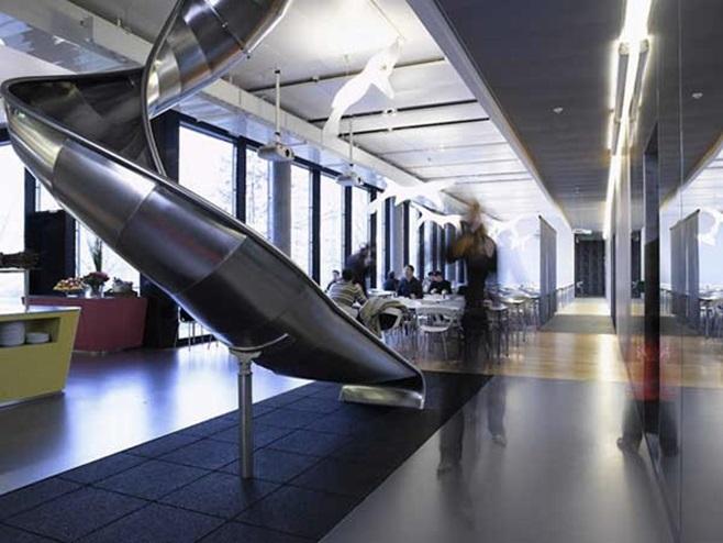 Google Headquarters in Zurich 10