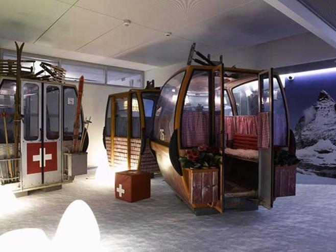 Google Headquarters in Zurich 17