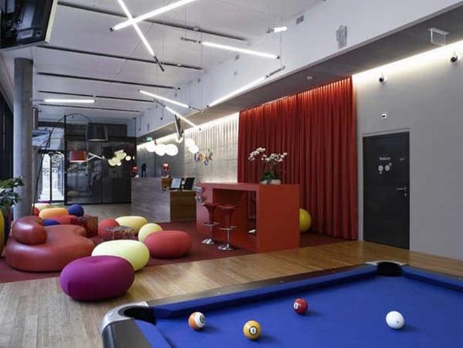 Google Headquarters in Zurich 2
