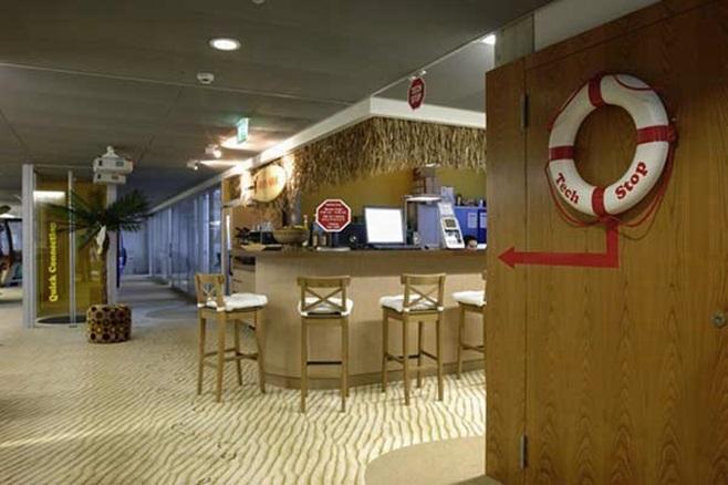 Google Headquarters in Zurich 22
