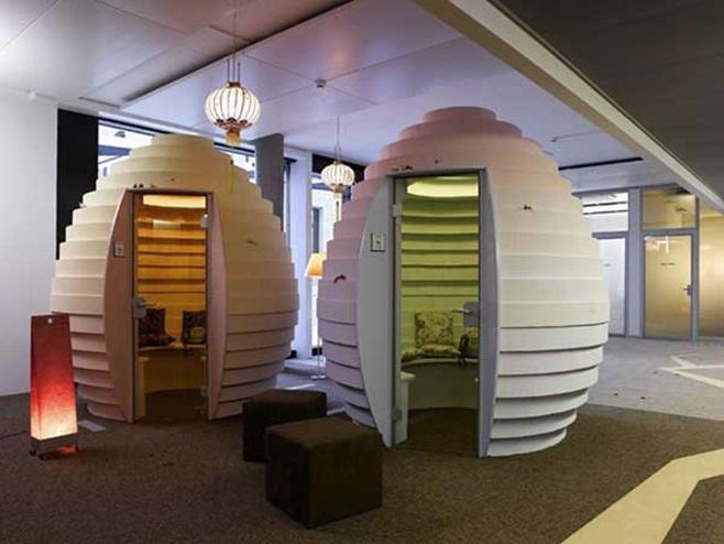 Google Headquarters in Zurich 3