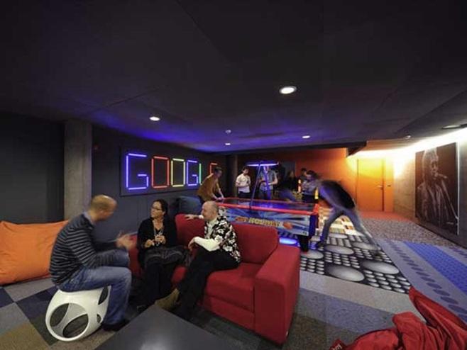Google Headquarters in Zurich 7