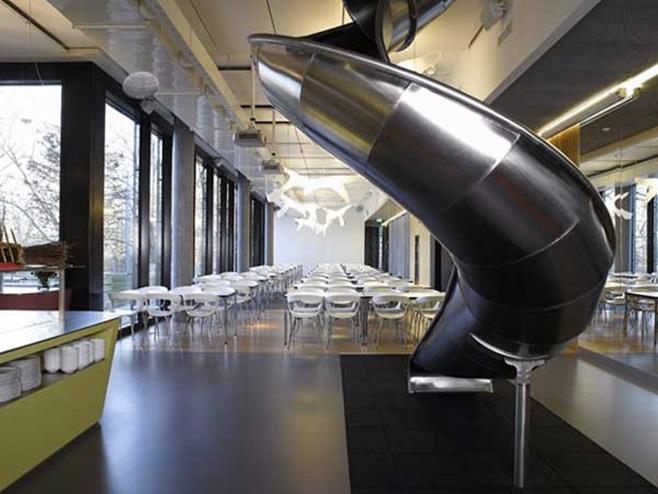 Google Headquarters in Zurich 9