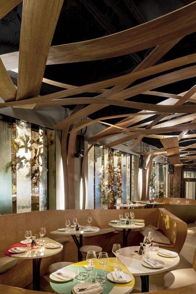 Ikibana Restaurant in Barcelona 10