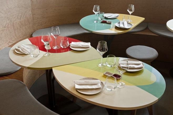 Ikibana Restaurant in Barcelona 11