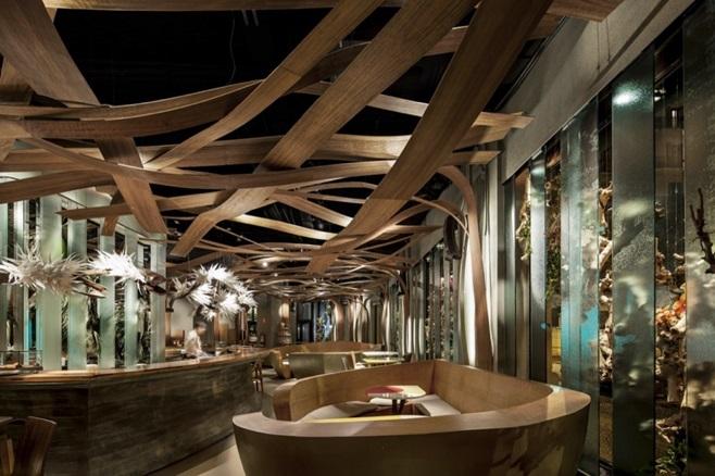 Ikibana Restaurant in Barcelona 2