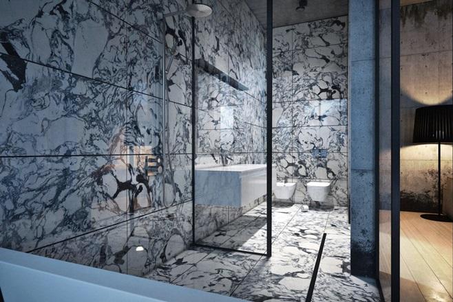 Marble Bathroom 10