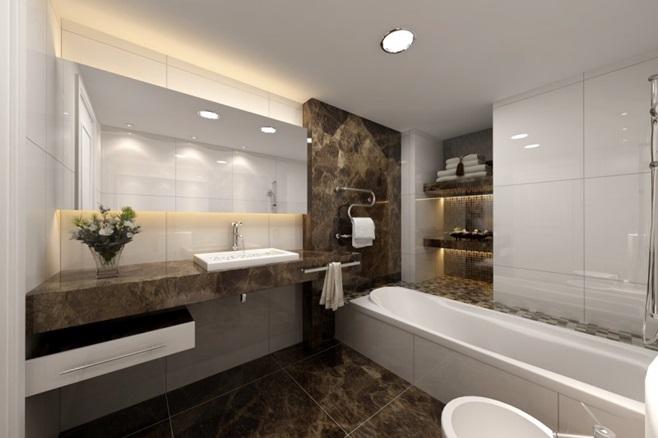 Marble Bathroom 14