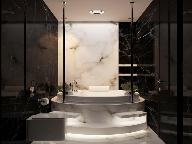 Marble Bathroom 17