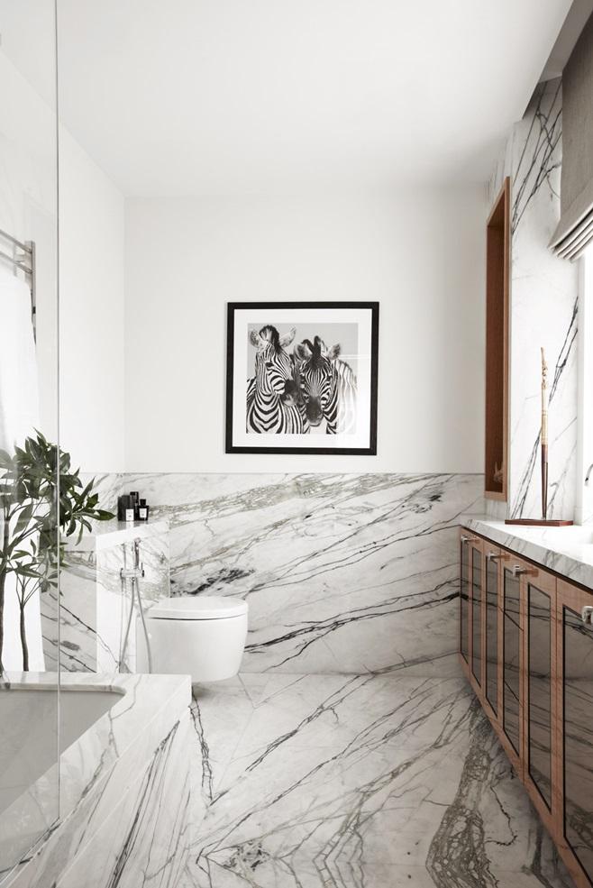 Marble Bathroom 6