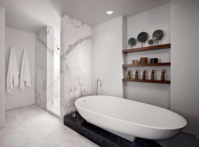 Marble Bathroom 7