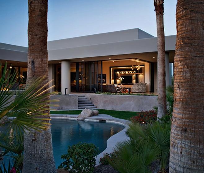 Palm Springs Residence 21
