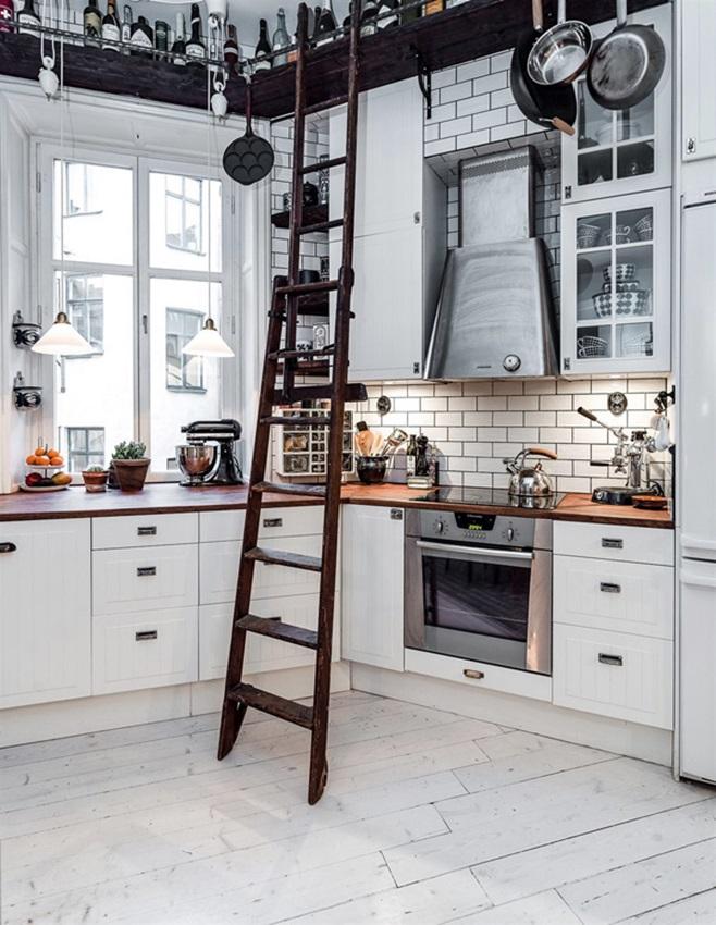 loft duplex in Kungsholmen 11