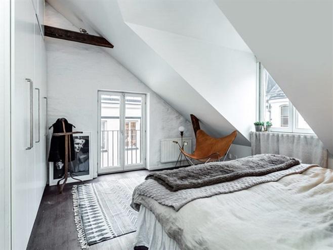loft duplex in Kungsholmen 19