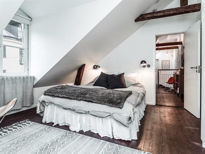 loft duplex in Kungsholmen 20