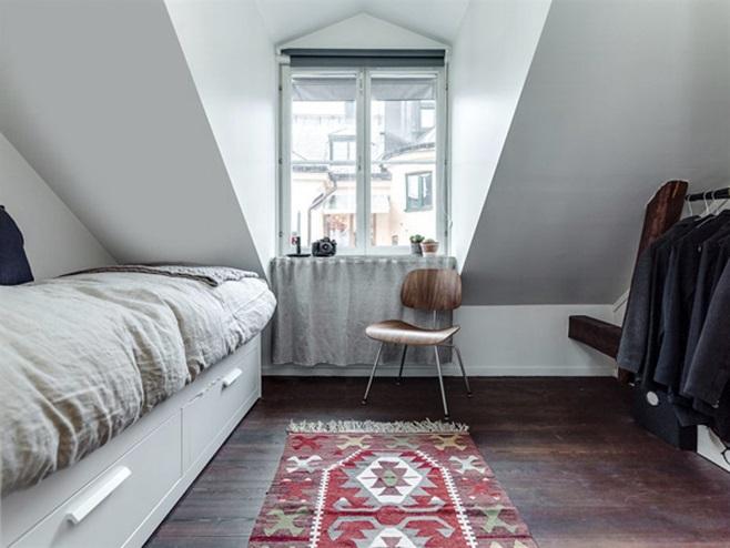 loft duplex in Kungsholmen 21