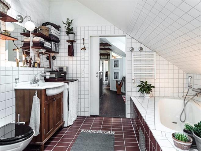 loft duplex in Kungsholmen 23