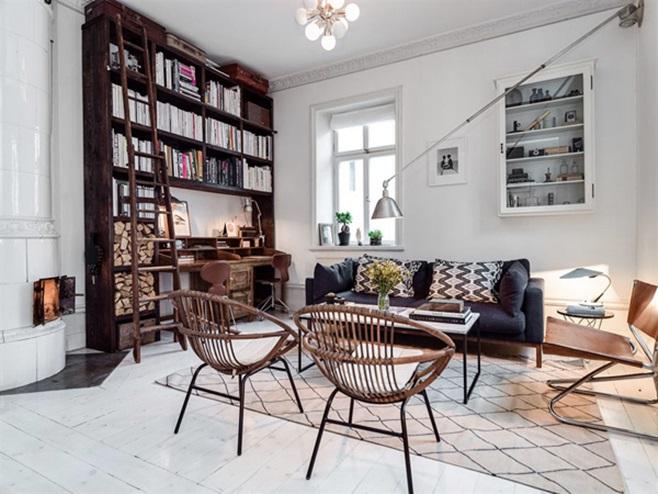 loft duplex in Kungsholmen 4