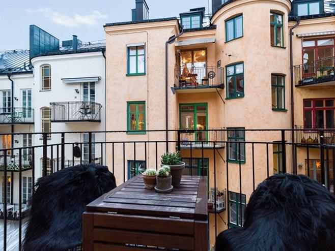 loft duplex in Kungsholmen 7