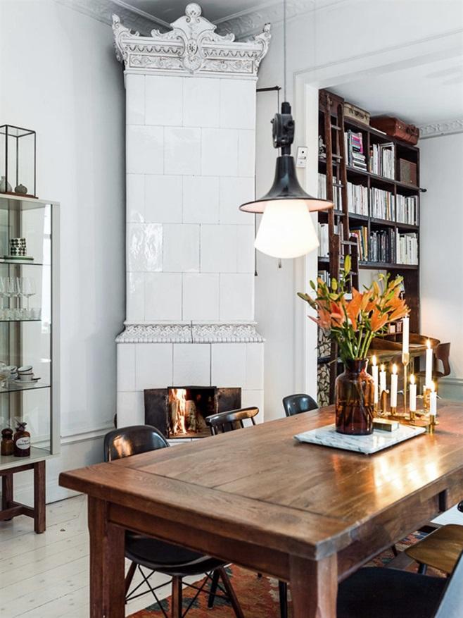 loft duplex in Kungsholmen 8