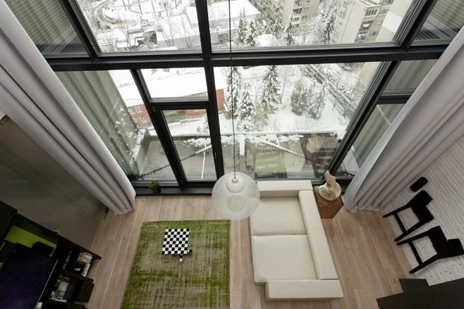 Loft Design in Sofia 1