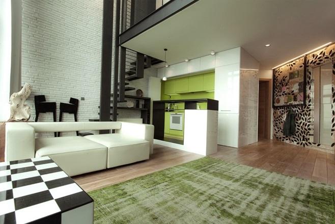 Loft Design in Sofia 4
