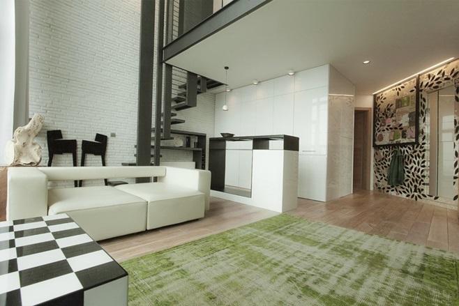 Loft Design in Sofia 8