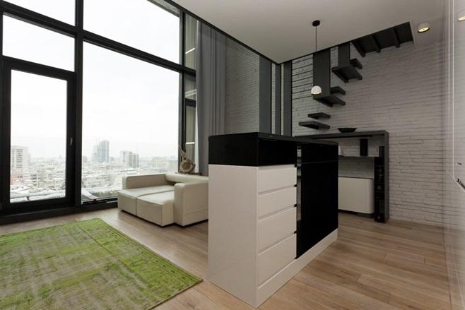 Loft Design in Sofia 9