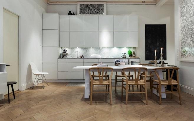 Scandinavian Apartment in Stockholm 10