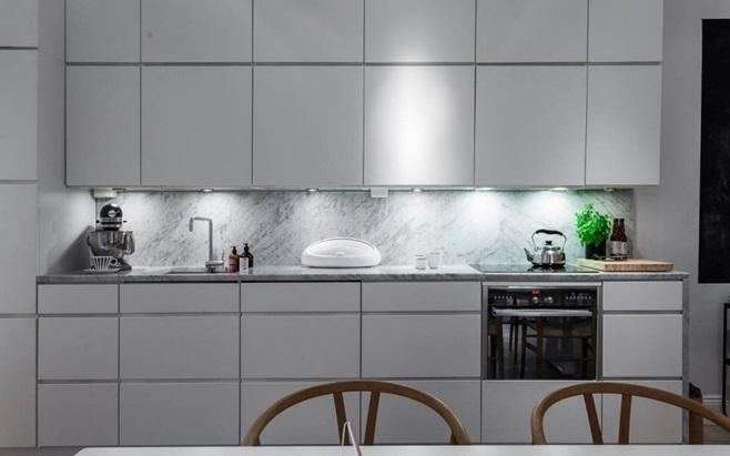 Scandinavian Apartment in Stockholm 11