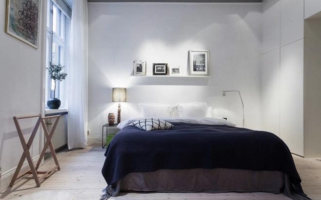 Scandinavian Apartment in Stockholm 13