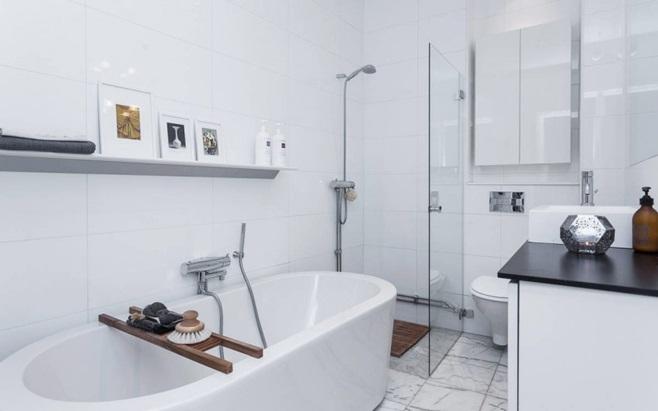 Scandinavian Apartment in Stockholm 16