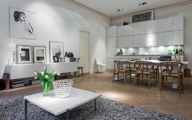 Scandinavian Apartment in Stockholm 3