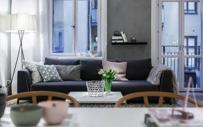 Scandinavian Apartment in Stockholm 5