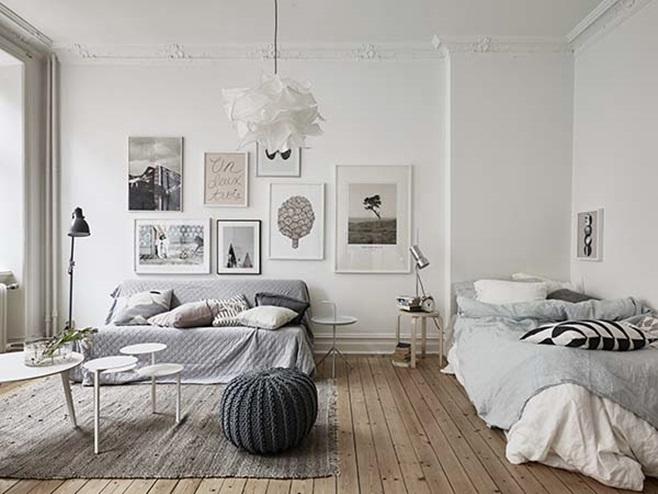 Scandinavian flat 6
