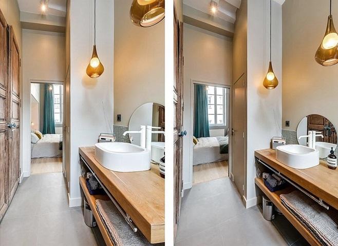 Small Apartment in Paris 12