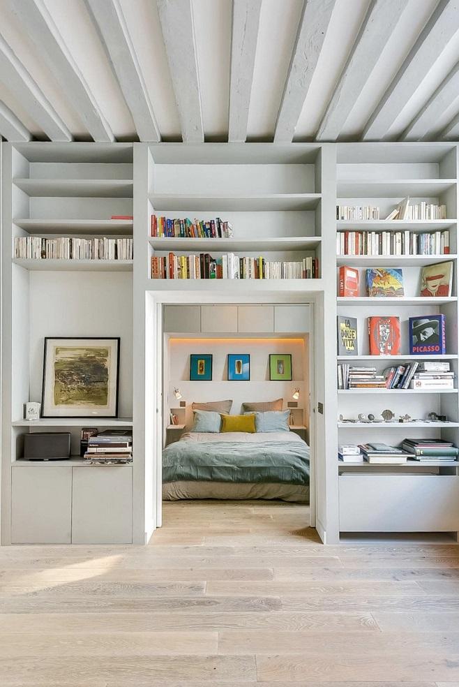 Small Apartment in Paris 2