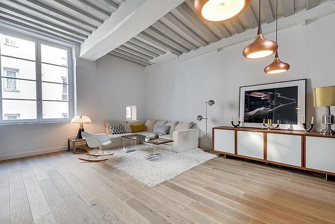 Small Apartment in Paris 4