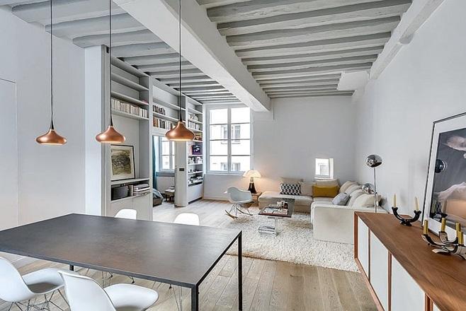 Small Apartment in Paris 9