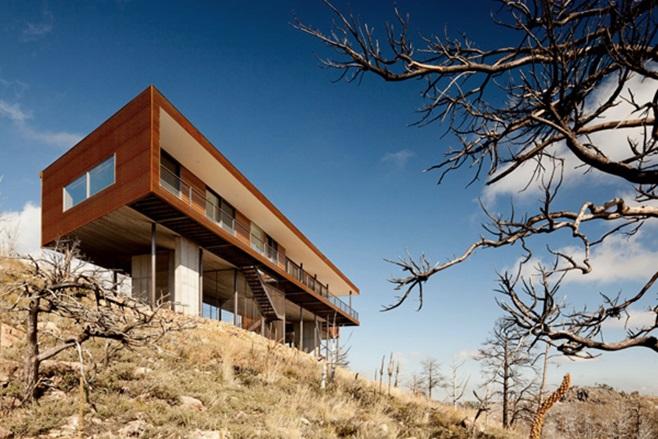 Sunshine Canyon Residence 1
