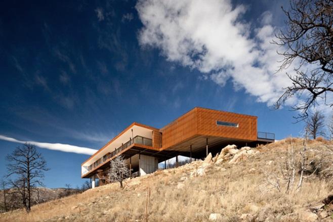 Sunshine Canyon Residence 17