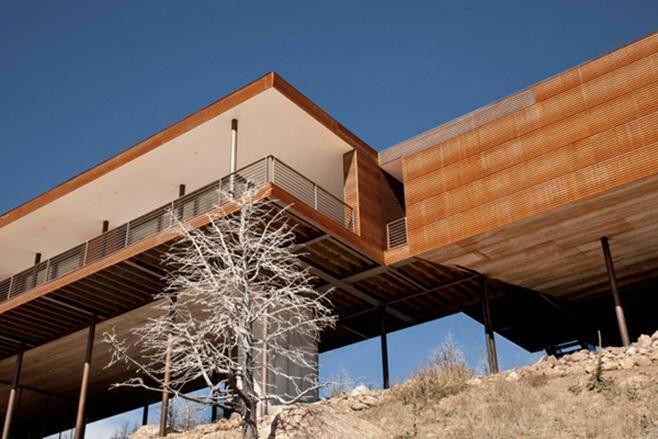 Sunshine Canyon Residence 18