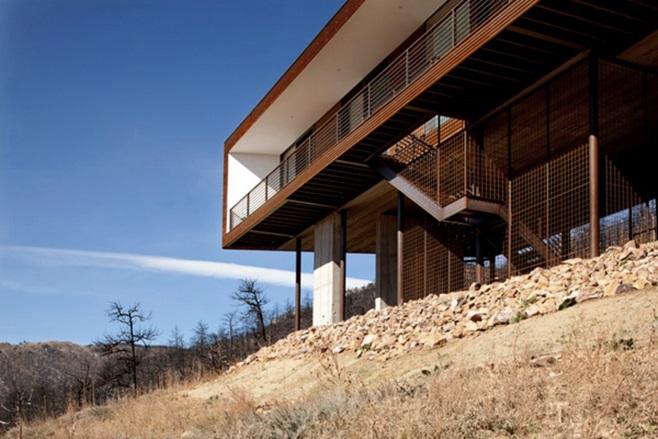 Sunshine Canyon Residence 19